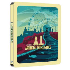 A.I - Zavvi Exclusive Sci-fi Destination Series #4 Steelbook