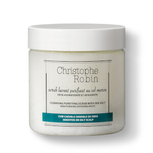 Christophe Robin Purifying Sea Salt Scrub