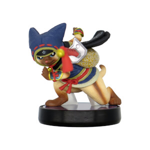 Palico amiibo (MONSTER HUNTER RISE Collection)