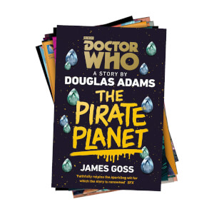 Doctor Who 10-pack Mystery Graphic Novel Collection