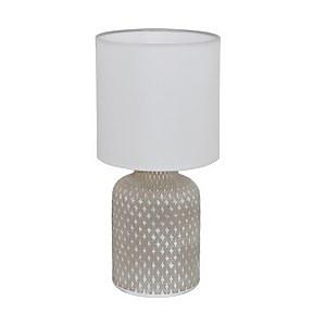 Eglo Bellariva Table Lamp Grey White