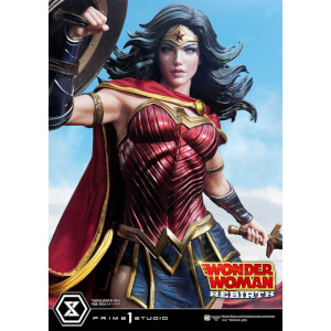 Prime 1 Studio Museum Masterline DC Comics Statue - Wonder Woman Rebirth