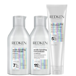 Redken Acidic Bonding Concentrate Leave-in Treatment Set
