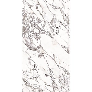 Wetwall Elite Post Formed Shower Wall Panel Marmo Migilore - 2420x1200x10mm