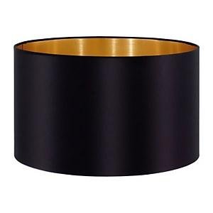EGLO Maserlo Satin Shade - Black and Copper