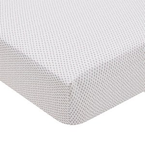 Rae Fitted Sheet King Size Heather