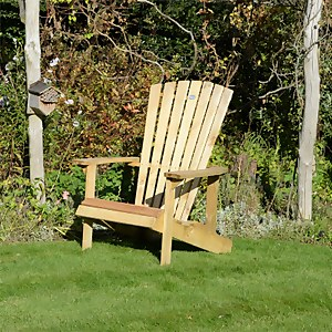 Forest Garden Wooden Saratoga Chair