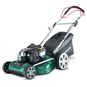 Qualcast 46cm Petrol Self Propelled Lawn Mower
