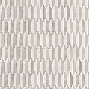 GrandecoLife Inspiration Wall Sidonie Taupe Wallpaper