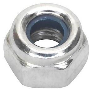 Pinnacle Lock Nuts M5 Zinc Plated - 10 Pack