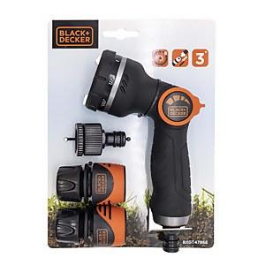 Black and Decker Spray Gun Connector Set