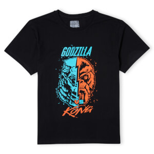 Godzilla vs. Kong Unisex T-Shirt - Black