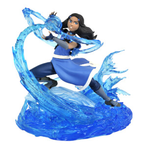 Diamond Select Avatar The Last Airbender Gallery Katara Statue