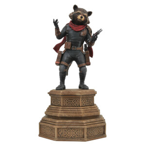 Diamond Select Avengers Endgame Gallery Rocket Raccoon Statue
