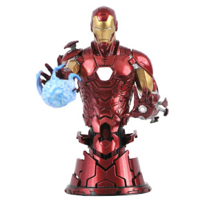 Diamond Select Marvel Comic Iron Man Bust