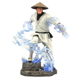 Diamond Select Mortal Kombat 11 Gallery Raiden Statue