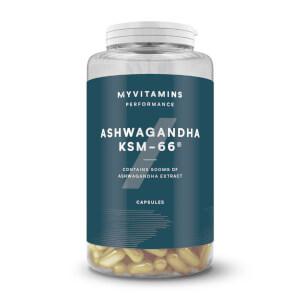 Myprotein Ashwagandha KSM66 Capsules (CEE)