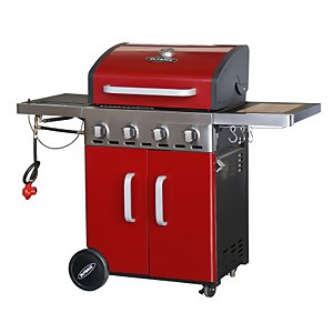 Outback Saturn Hybrid 4 Burner Gas BBQ