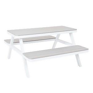 Picnic Bench - White