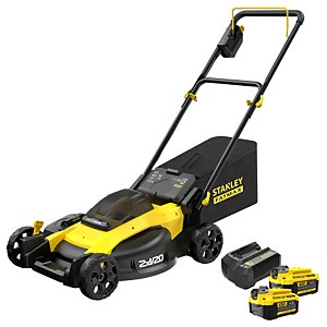 Stanley Fatmax 36V Lawnmower 51cm