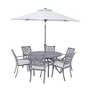 Tuscany 6 Seater Garden Dining Set
