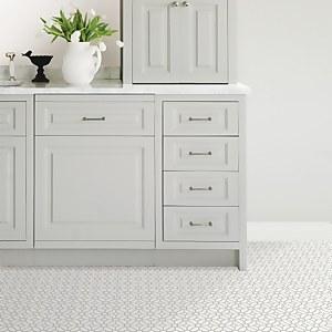 FloorPops Peel and Stick Floor Tiles - Lattice