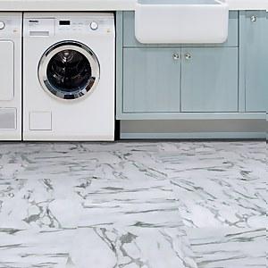 FloorPops Peel and Stick Floor Tiles - Opaline