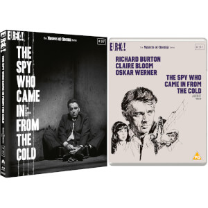 The Spy Who Came In From The Cold (Masters of Cinema)