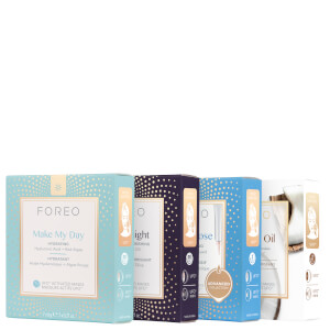 FOREO UFO Dry and Dehydrated Skin Mask Bundle (Worth £58.00)