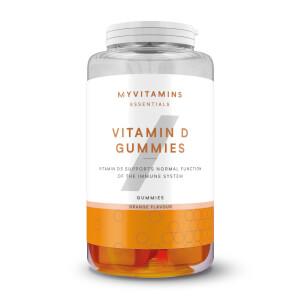 Gomas de Vitamina D