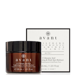 Avant Skincare 2-1 Glutamic Skin Lightening and Dark Spot Reducer 30ml