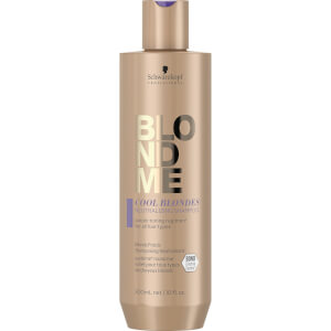 Schwarzkopf Blondme Neutralizing Shampoo - Cool 300ml