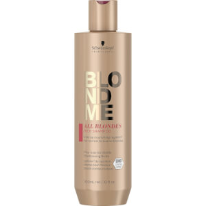 Schwarzkopf Blondme Rich Shampoo - All 300ml