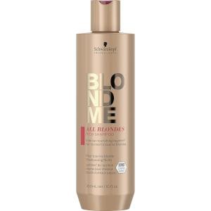 Schwarzkopf Blondme Rich Shampoo - All 300ml