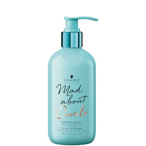 Schwarzkopf Mad About Curls High Foam Cleanser 300ml