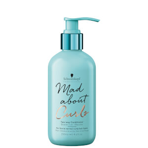 Schwarzkopf Mad About Curls Two-Way Conditioner 250ml