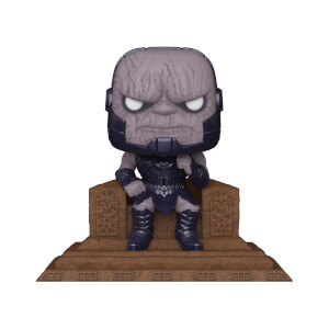 DC Comics Justice League Snyder Cut Darkseid on Throne Funko Pop! Vinyl Deluxe