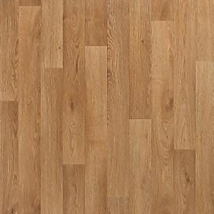Brady Oak Plank Effect Vinyl Flooring - 2x2m