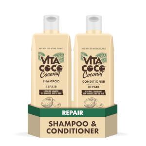 Repairing Coconut Shampoo & Conditioner