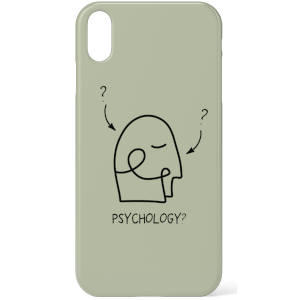 Psychology Illustration Phone Case for iPhone and Android