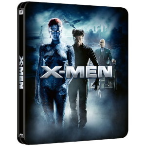 Marvel X-Men – Zavvi Exclusive 4K Ultra HD Lenticular Steelbook (Includes Blu-ray)