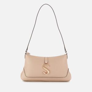 Strathberry Women's S Baguette Bag - Cappuccino