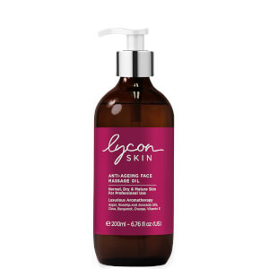 Lycon Skin Anti-Ageing Face Massage Oil 200ml
