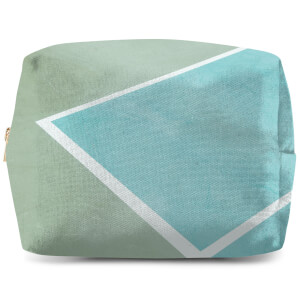 Hazy Green Wash Bag