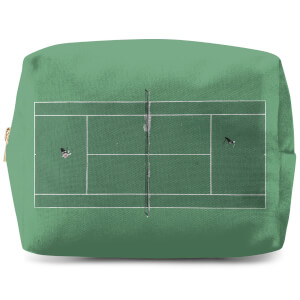 Green Court Wash Bag
