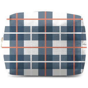 Tartan Mixed Wash Bag