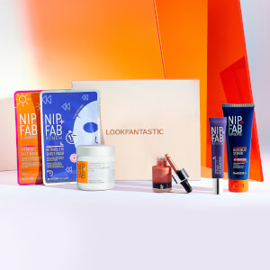 LOOKFANTASTIC x Nip+Fab Starter Kit (Worth over $105)