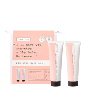 Frank Body Non-Stop Hair Duo Kit (Worth £26.90)