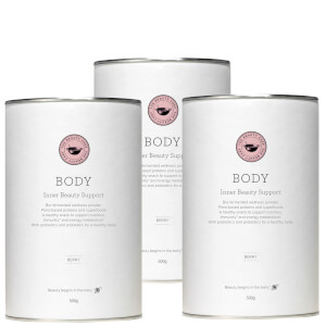 The Beauty Chef Body Inner Beauty Support Supplements Berry Trio