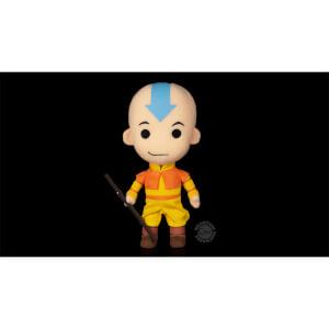 Quantum Mechanix Avatar: The Last Airbender Aang Q-Pal Plush
